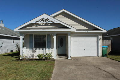 Gulf Breeze Single Family Home For Sale: 5576 Shadow Shore Place