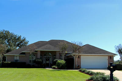 Navarre FL Single Family Home For Sale: $359,900