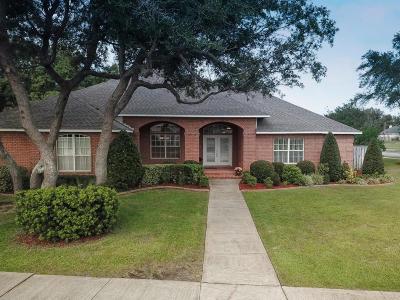 Gulf Breeze Single Family Home For Sale: 2536 Meek Street