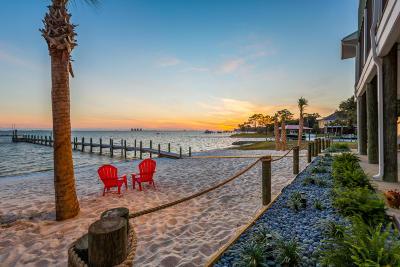 Gulf Breeze Single Family Home For Sale: 4549 Sabine Drive