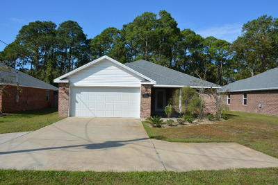 Mary Esther Single Family Home For Sale: 100 Green Drive