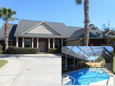 Navarre FL Single Family Home For Sale: $379,000