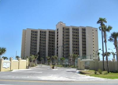 Navarre Condo/Townhouse For Sale: 8271 Gulf Boulevard #APT 101