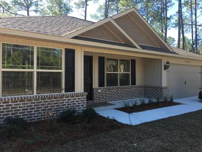 Gulf Breeze Single Family Home For Sale: 1487 Oakhill Road