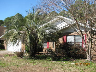 Fort Walton Beach Single Family Home For Sale: 361 Echo Circle