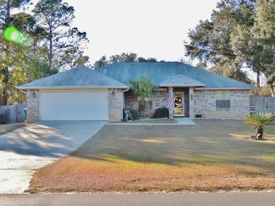Navarre FL Single Family Home For Sale: $229,000