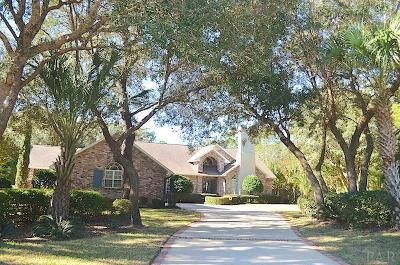 Navarre Single Family Home For Sale: 2639 Cove Road