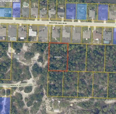 Residential Lots & Land For Sale: 00 Brighton Oaks Blvd