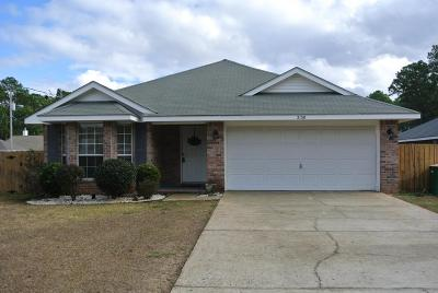 Navarre FL Single Family Home For Sale: $199,999