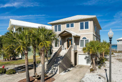 Navarre Single Family Home For Sale: 1460 Bermuda Dr