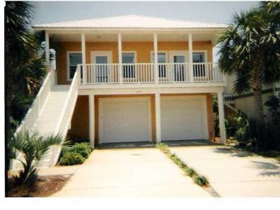 Navarre Single Family Home For Sale: 1487 Homeport Drive