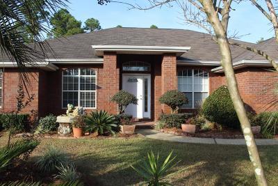 Navarre FL Single Family Home For Sale: $311,000
