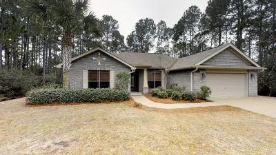 Navarre FL Single Family Home For Sale: $260,000
