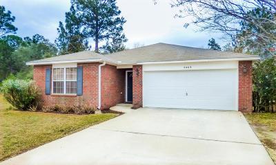 Gulf Breeze Single Family Home For Sale: 6463 Heronrun Way