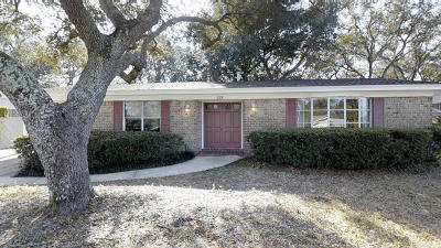 Fort Walton Beach Single Family Home For Sale: 228 NW Chateaugay Street