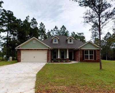 Navarre FL Single Family Home For Sale: $304,290
