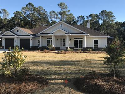 Gulf Breeze Single Family Home For Sale: 5753 East Bay Boulevard