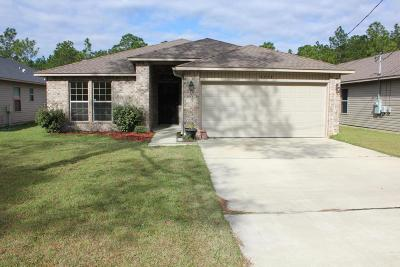 Navarre FL Single Family Home For Sale: $215,555