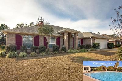 Navarre FL Single Family Home For Sale: $324,900