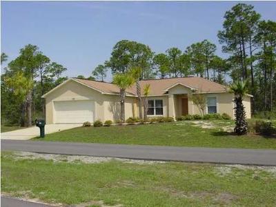 Gulf Breeze Single Family Home For Sale: 1752 E Smugglers Cove Drive