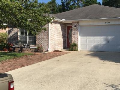 Gulf Breeze Single Family Home For Sale: 6435 Heronwalk Drive