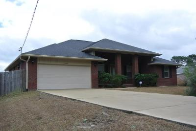 Navarre Single Family Home For Sale: 1860 Cardinal Lane