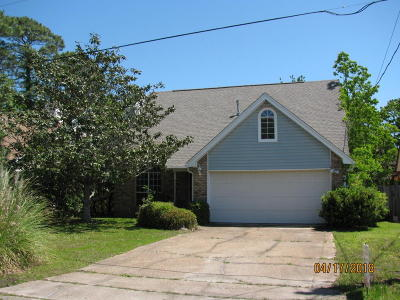Mary Esther Single Family Home For Sale: 375 Brookwood Boulevard