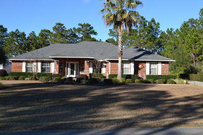 Navarre Single Family Home For Sale: 7244 Reef Street