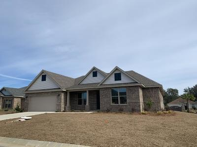 Gulf Breeze FL Single Family Home For Sale: $378,990