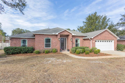 Gulf Breeze FL Single Family Home For Sale: $362,500