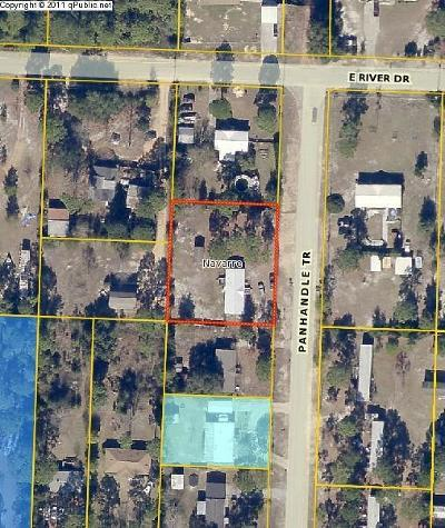 Navarre Single Family Home For Sale: 2475 Panhandle Trl
