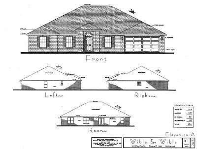 Navarre FL Single Family Home For Sale: $331,700