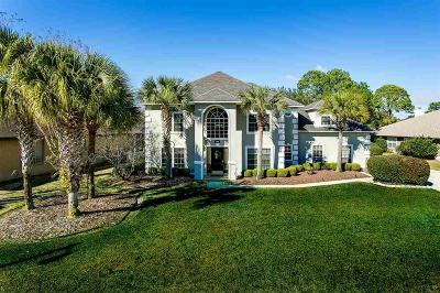 Gulf Breeze Single Family Home For Sale: 1401 Players Club Circle