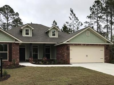 Navarre FL Single Family Home For Sale: $277,054