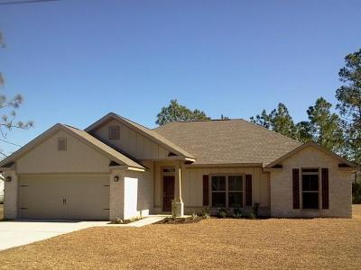 Navarre FL Single Family Home For Sale: $267,900