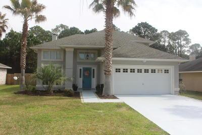 Gulf Breeze Single Family Home For Sale: 1806 Sound Hammock Drive