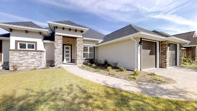Gulf Breeze Single Family Home For Sale: 5164 Sandy Shores Drive