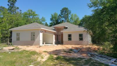 Okaloosa County Single Family Home For Sale: 6000 Fiori Drive