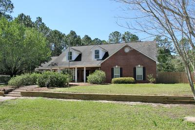 Navarre Single Family Home For Sale: 2203 Banyan Drive