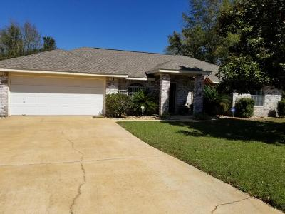 Navarre FL Single Family Home For Sale: $239,500