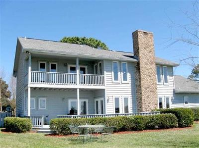 Gulf Breeze Single Family Home For Sale: 1290 Bagdad Cove