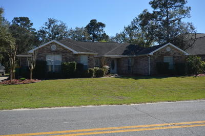 Navarre Single Family Home For Sale: 2986 Pga Boulevard