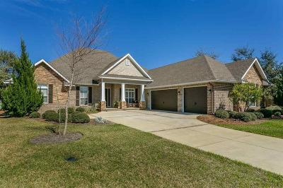 Gulf Breeze Single Family Home For Sale: 2739 Manor Circle