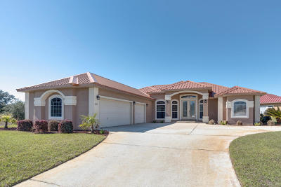 Gulf Breeze Single Family Home For Sale: 1621 Smugglers Cove Circle