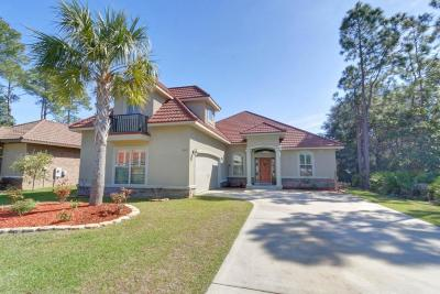 Navarre Single Family Home For Sale: 2132 Palmetto Lake Drive