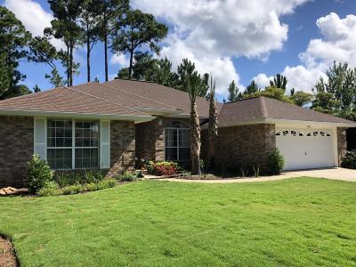 Gulf Breeze Single Family Home For Sale: 5020 Berkeley Forest Boulevard