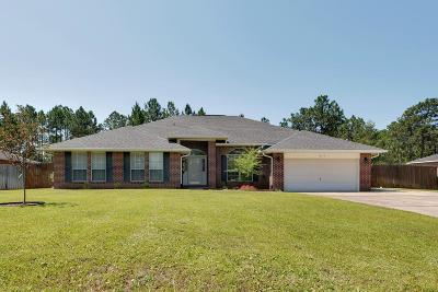 Navarre Single Family Home For Sale: 6717 Elbing Street