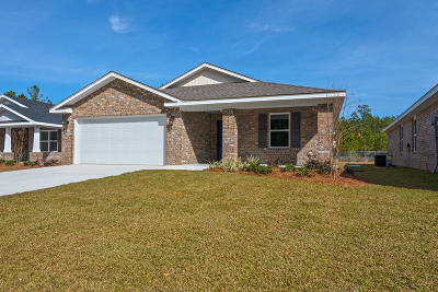Santa Rosa County Single Family Home For Sale: 4624 Integrity Court