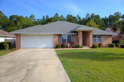 Navarre FL Single Family Home For Sale: $284,500