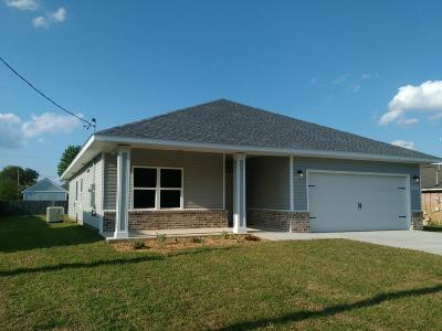 Gulf Breeze FL Single Family Home For Sale: $246,900